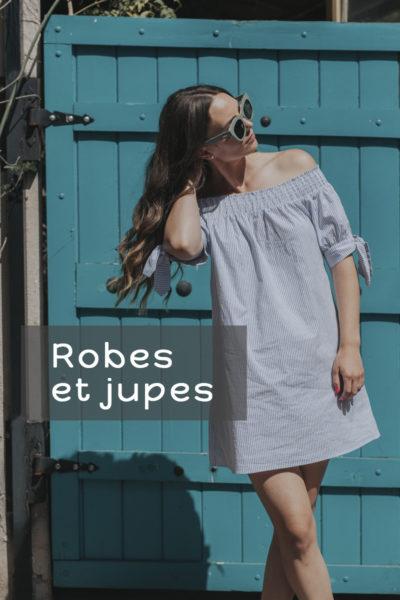 Boutique en ligne Bidules et Machinchoz - Les robes et jupes