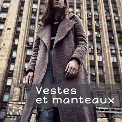 Boutique en ligne Bidules et Machinchoz - Les vestes et manteaux